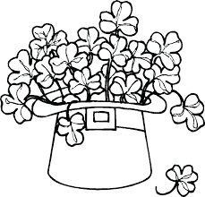 leprechaun coloring pages printable free leprechaun coloring pages free first free st day coloring pages