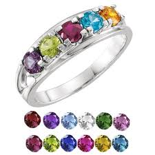7 mothers ring 48 best mothers rings colored stones images on