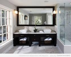 creative vanity mirrors for bathrooms artistic color decor