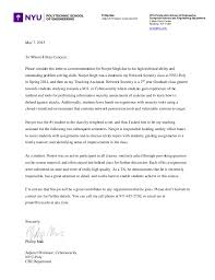 ideas collection reference letter for computer science students