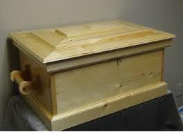 pet caskets made wooden caskets