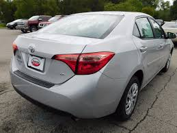 corolla 2017 new toyota corolla le cvt automatic at toyota of fayetteville