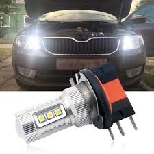 tiguan volkswagen lights 1 piece h15 led bulbs for vw tiguan golf high beam led daytime