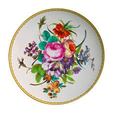 antique design melamine plates by bonnie and bell