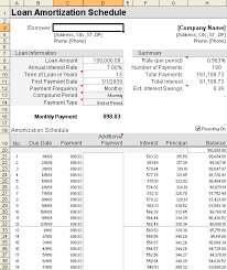 Amortization Table With Extra Payments Loan Amortization Schedule And Calculator