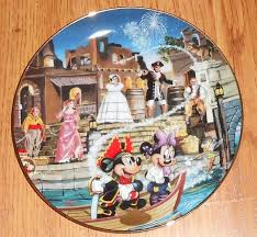 40th anniversary plates 138 best disney collector plates images on disney