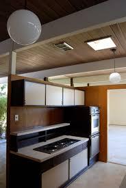 Kitchen Garage Door by Our Eichler Kitchen Renovation Curiously Different