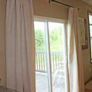 Insulated Patio Curtains Patio Door Curtains Ideas Spanish Steps Insulated Grommet Patio