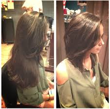 is a pixie haircut cut on the diagonal before and after chopped long hair to short hair diagonal