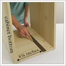 how to install drawer slides u2039 build basic