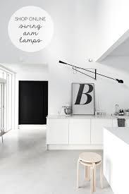 Arm Lamps 5 Swing Arm Lamps For A Perfect Scandi Living Italianbark