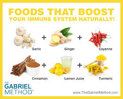 thegabrielmethod try this foods that boost your immune system