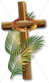 palm crosses for palm sunday palm sunday cross clipart