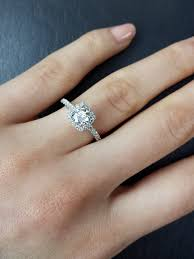 square cut halo engagement rings cushion cut halo rings search jewelry