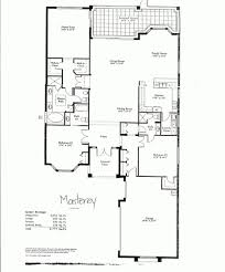 ranch house floor plans with basement 100 single story house plans luxury one story house plans
