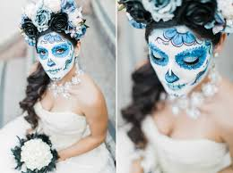 day of the dead wedding day of the dead inspired wedding san diego wedding engagement