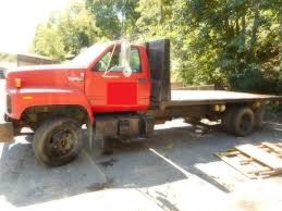 used flatbed dumps available for sale