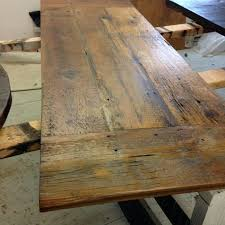 unfinished rectangular wood table tops table top raw wood table top dining neat reclaimed small as