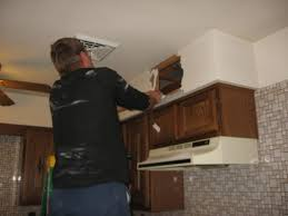 how to remove cabinets how to remove soffit above kitchen cabinets www looksisquare com