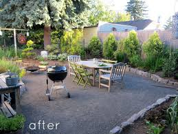 Backyard Ideas For Dogs Brilliant Gravel Backyard Ideas 1000 Images About Backyard Ideas