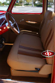 Classic Ford Truck Bench Seats - 141 best custom interior images on pinterest chevrolet trucks