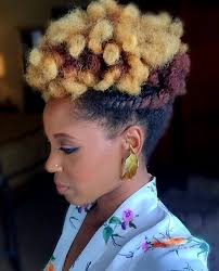short pressed hairstyles 50 cute updos for natural hair