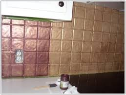 painting tile backsplash cheap backsplash ideas painting