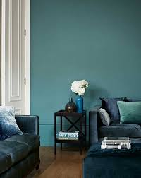 Swedish Blue Paint by Zoffany Paint The Zoffany Story Style Library