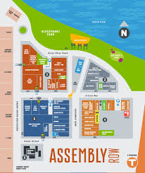 assembly row map assembly row project tour networking smps boston