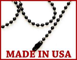 ball chain necklace images Ball chain necklace 24 quot 2 4mm beads jpg