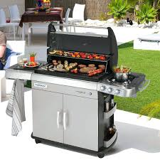 cuisine barbecue gaz barbecue a gaz 4 series rbs exs de cingaz loading zoom housse