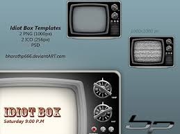 idiot box tv templates free psd in photoshop psd psd file