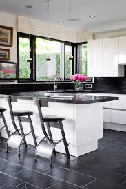 Kitchen Floor Ideas - kitchen picture ideas glamorous modern kitchen flooring ideas