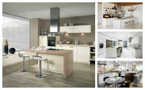 Interior Design Collage 16 Shiny And Spotless White Kitchen Designs Top Inspirations