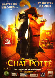 french movie posters puss boots arthur christmas breaking
