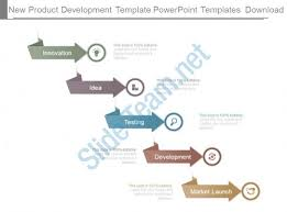 new templates for powerpoint presentation new product development template powerpoint templates download