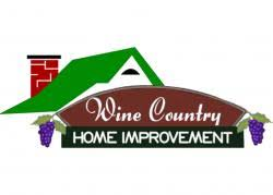 logo design contest for wine country home improvement hatchwise