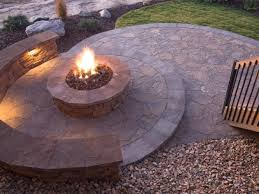 Diy Natural Gas Fire Pit by Gorgeous Diy Natural Gas Fire Pit Fire Pit Design Ideas Diy