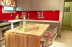 Red Walls In Kitchen - trends in kitchen painting picone home painting u0026 paperhanging inc