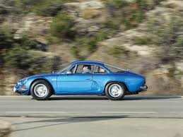 renault alpine classic rm sotheby u0027s 1973 alpine renault a110 1600s
