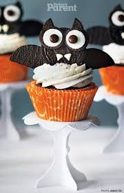 Cool Halloween Cakes by Haunted Cupcakes Recipe Oreo And Bats