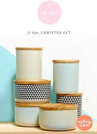 kitchen canister sets australia win 6 kitchen canister set from me my trend open to all nz
