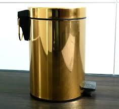 Abfalleimer Bad Design Badezimmer Abfalleimer Aus Metall 3 Liter Inhalt