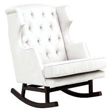 chair nursing chair with footstool glider for nursing maternity