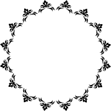 clipart ornamental frame 5