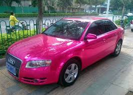 pink audi a6 audi a4 is pink in china carnewschina com china auto