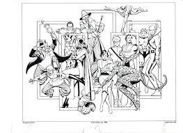 batman villains coloring pages printable coloring sheets
