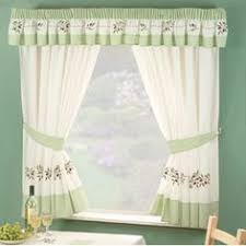 Kitchen Curtains - Simple kitchen curtains
