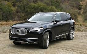 2016 volvo xc90 first drive with video the truth about cars