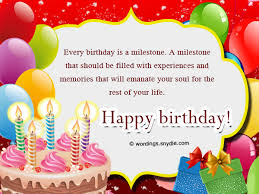 best 101 happy birthday wishes messages and greetings wordings and